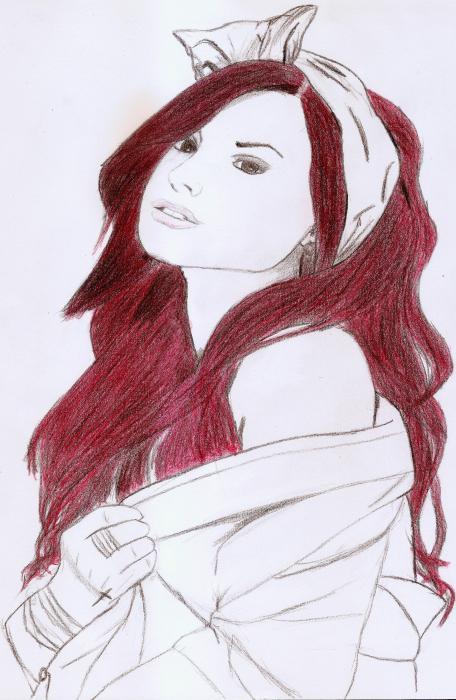 Demi Lovato by Shadowy